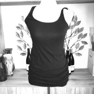 H&M Basic Black Tank 0089